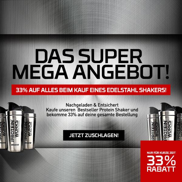 33% Off Steel