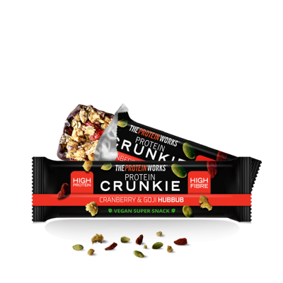 Protein Crunkies (Singles)