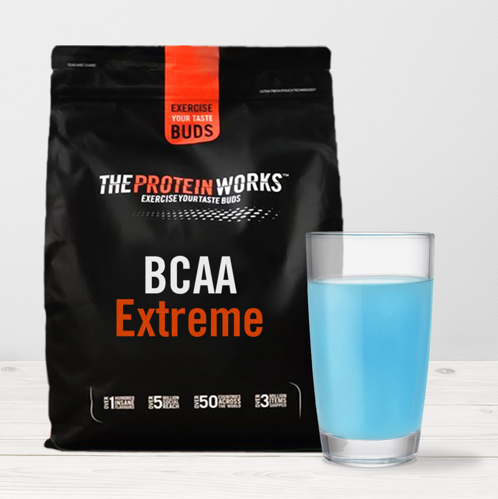 Vitamins & Supplements BCAA Extreme