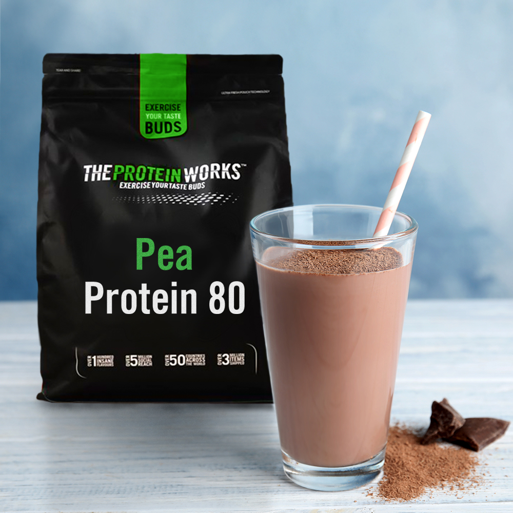 Pea Protein 80