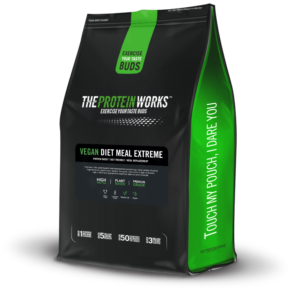 Nutrition Vegan Diet Meal Replacement Extreme
