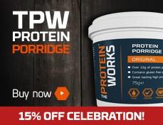 Protein Porridge Solo