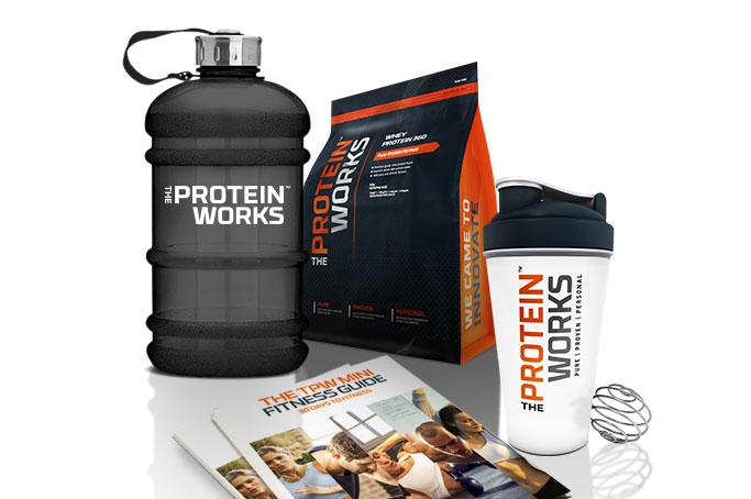 Whey Protein Bundle