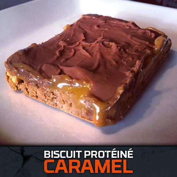 Biscuit Choco Caramel Caramel
