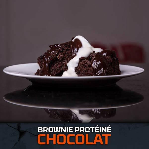 Brownie Protéiné Chocolat