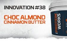 Choc Almond Cinnamon Butter