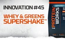 Whey & Greens Supershake