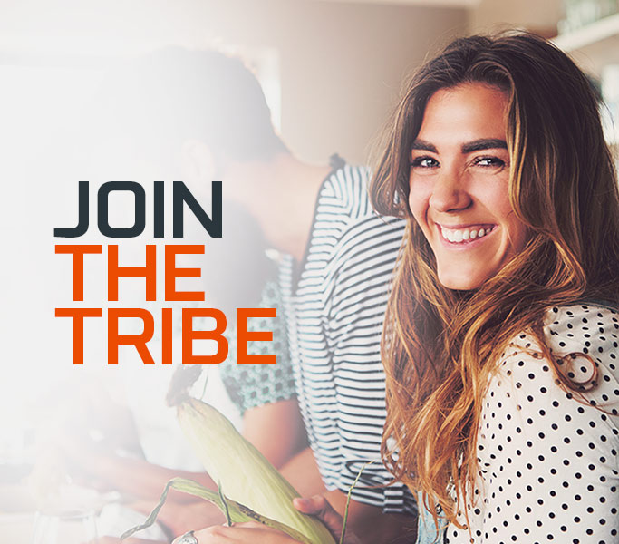 Build the tribe