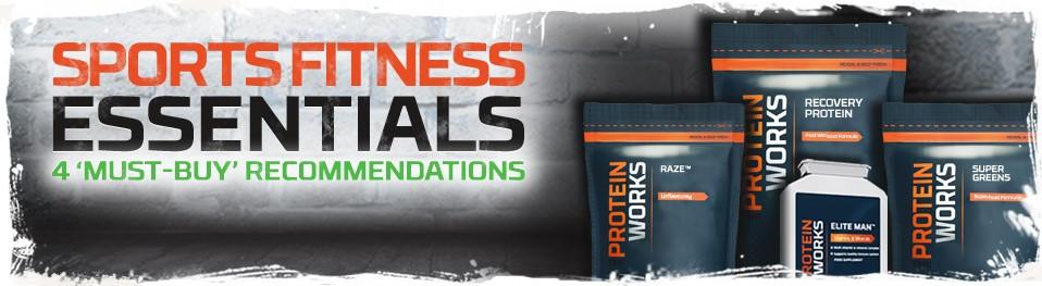 Sports Fitness Essentials
